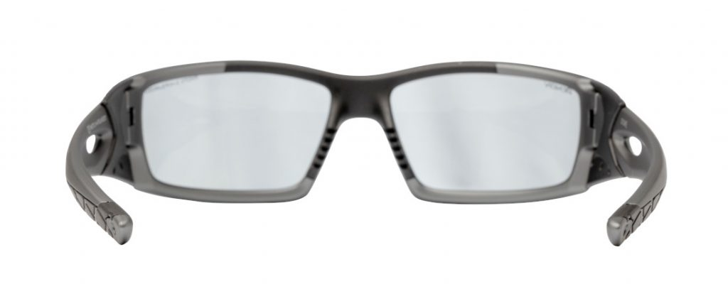 hiking and ski mountaineering glasses photochromic polarized lenses dome model