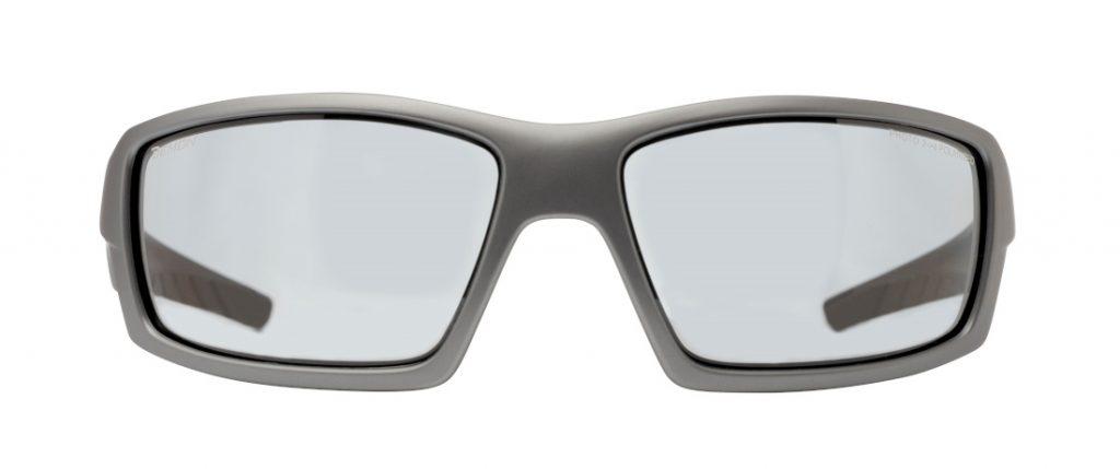 mountaineering photochromic polarized category 2-4 lenses dome model grey black