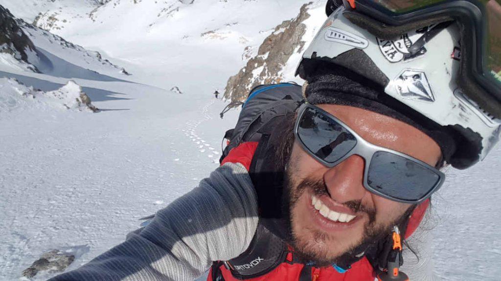 mountaineering sunglasses dome model