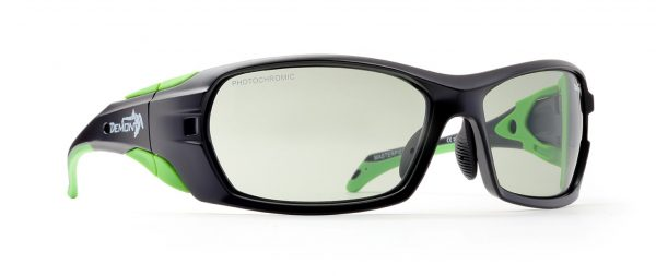 hiking sunglasses with side shields masterpiece model