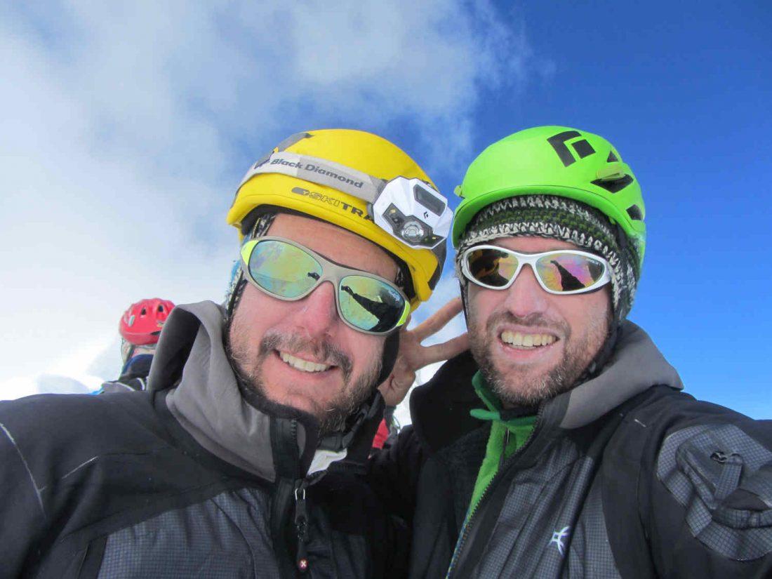Mountaineering sunglasses colorado model category 4 lenses