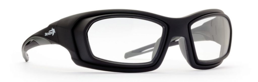 Prescription frame for all sports indoor and outdoor