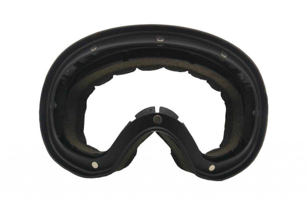 ski goggles magnetic frame