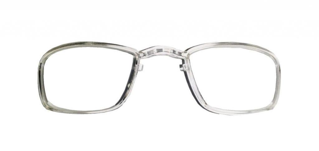 optical clip for prescription lenses of mountaineering sunglasses