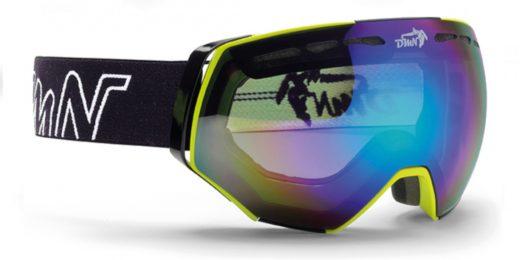 Slope and off-slope otg ski goggle