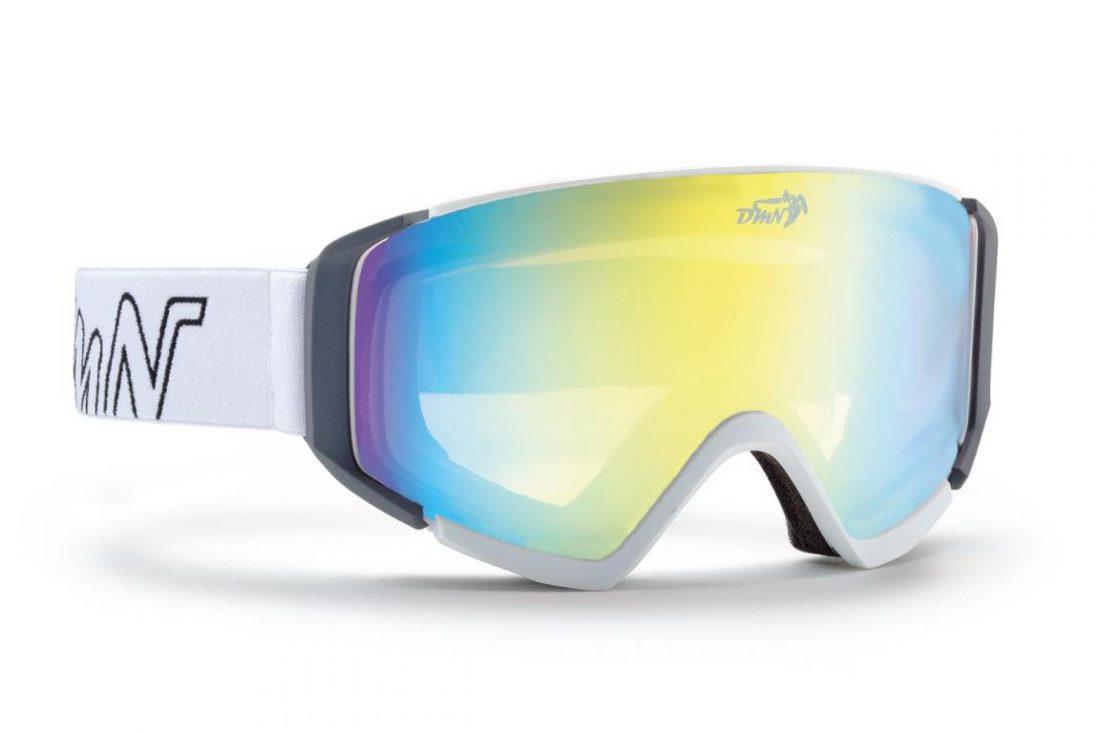 polarized ski goggle for ski wide vision