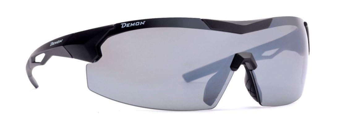 cycling and running sportglasses visual matt black