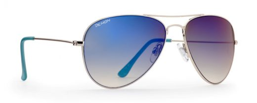 Fashion Sunglasses 0053 model Silver Blue