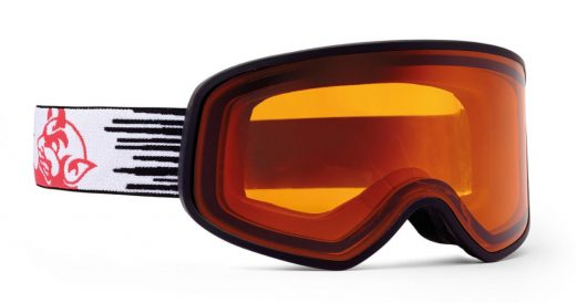 Men ski goggle with photochromic lenses