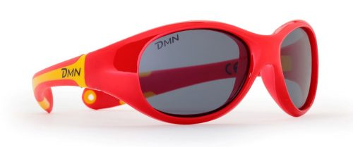 Mountain kids sunglasses category 4 lenses bunny model red color
