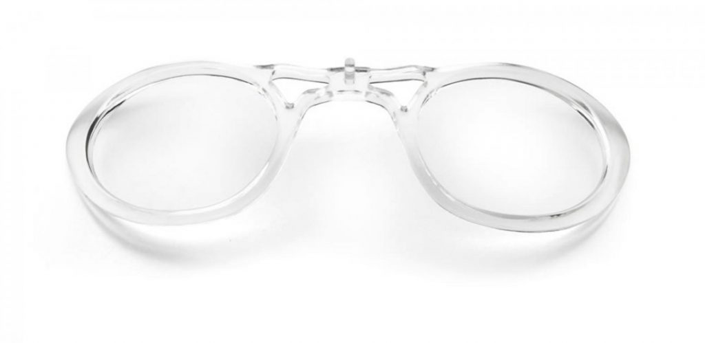 optical clip for prescription lenses 285 model