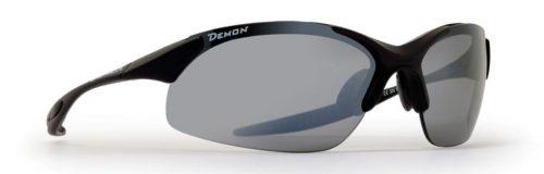 Polarized DPOL sunglasses for cycling 832 model matt black
