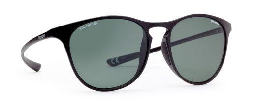 Polarized Fashion and Sport Sunglasses UNIX model Matt Black color