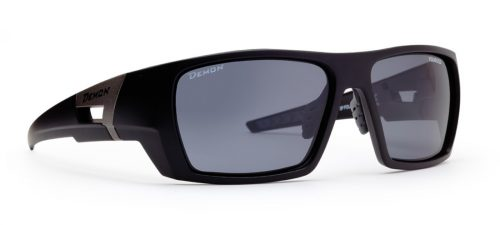 Polarized lenses for hiking and al sports sunglasses oxy model matt black