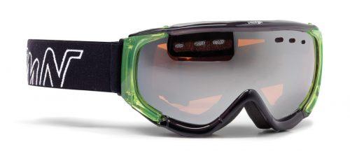 Ski goggle matrix polarized lenses crystal black