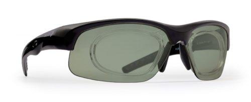 Sport prescription glasses dpol polarized lenses fusion model matt black