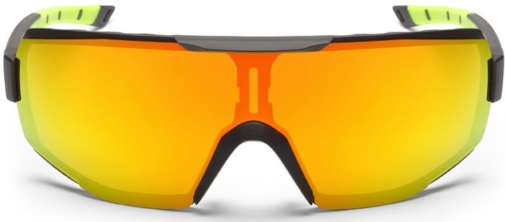 Multilayer single lens sports glasses for all sports performance model