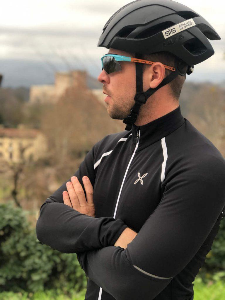 Cycling eyewear photochromic dchrom lenses infinite optic model