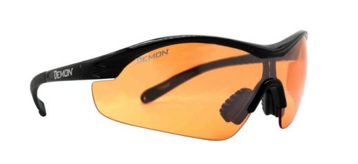 Running and Trail running glasses orange lens for cloudy weather vento