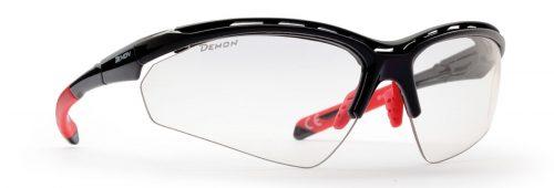 Photochromic running glasses for running and trail running with soft sponge hero model