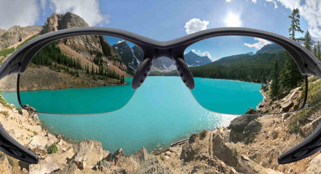 Polarized dpol hiking sunglasses 832 model