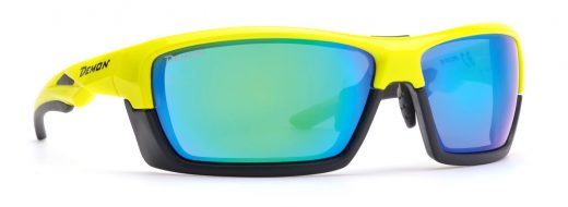 Running and trail running glasses removable frame interchangeable lenses