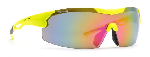 Running and triathlon mask visual interchangeable dchange lenses