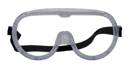 Transparent lens eyes protection goggles af20-01 model