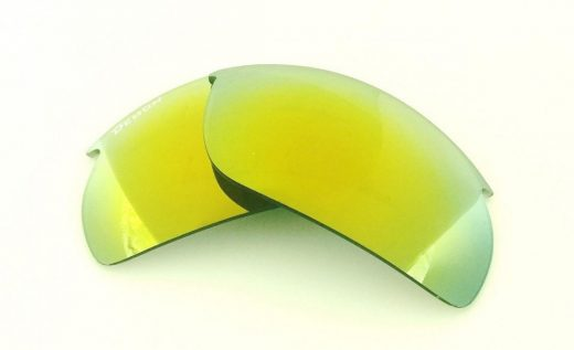832 replacement yellow mirrror lenses