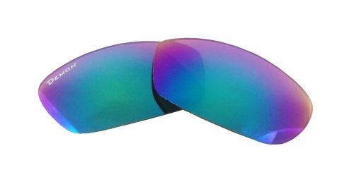 ASPEN replacement green mirror lenses