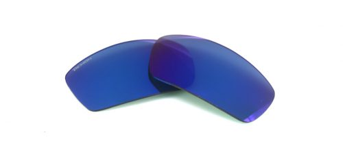 DOME replacement blue mirror lenses