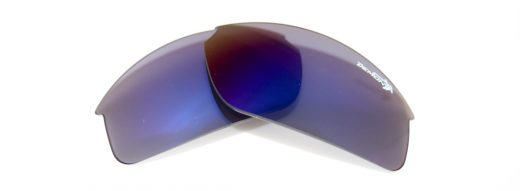 FUSION replacement blue mirror lenses