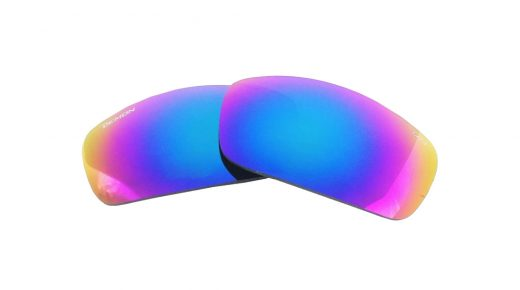 OUTDOOR replacement category 4 lenses green mirror
