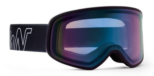 Mirrored photochromic polarized ski and snowboard goggle infinity model