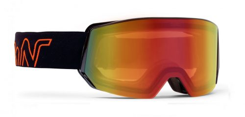 OTG ski goggle for woman and teenager orange lens intrepid model