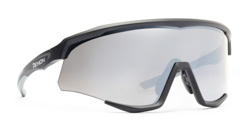 Sunglasses for all sports single lens mirrored wallone model