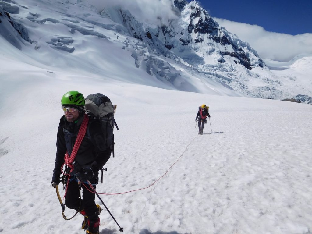 Category 4 lenses for mountaineering in high mountain