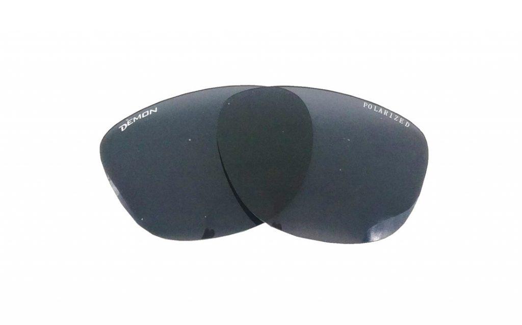 Polarized lenses for sport sunglasses