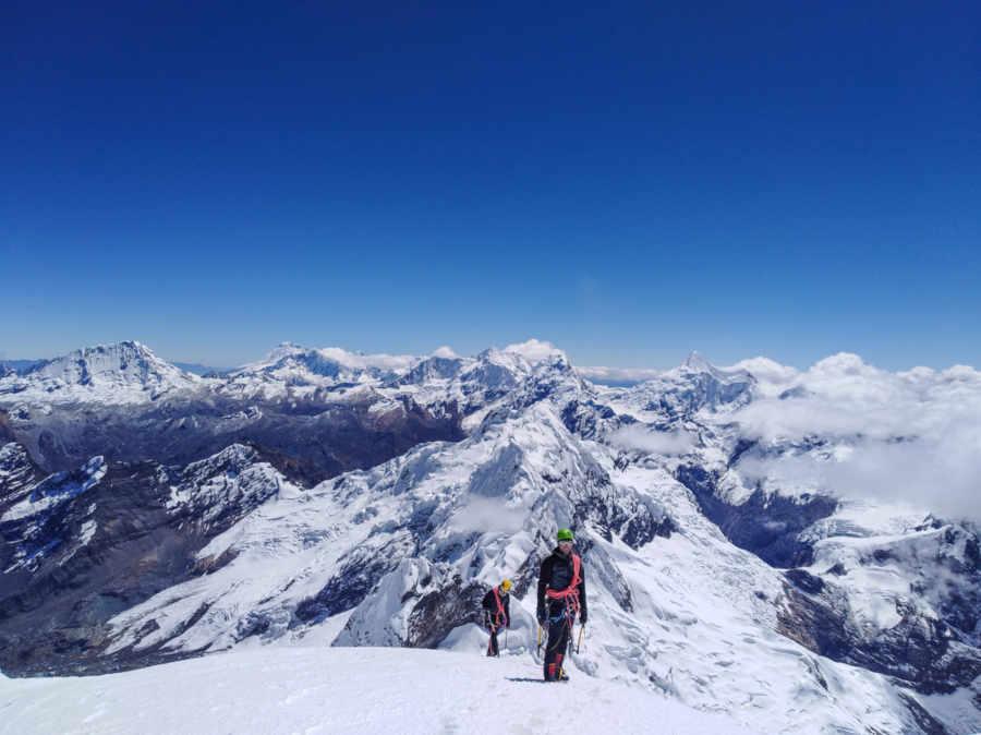 Prescription mountaineering sunglasses category 4 lenses