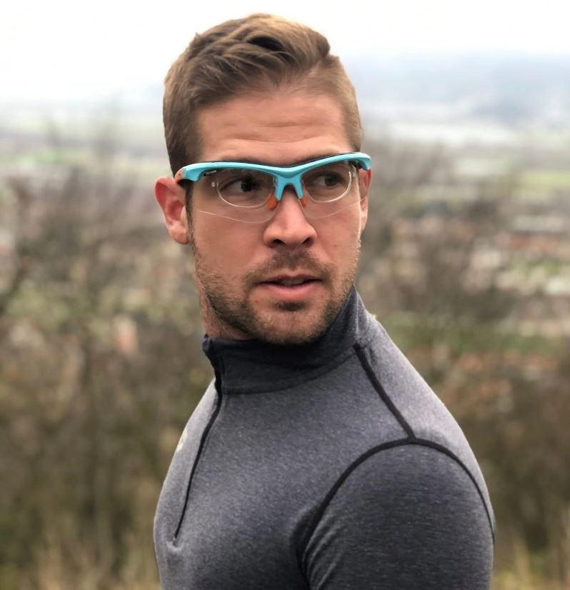 Prescription glasses for running and trail running