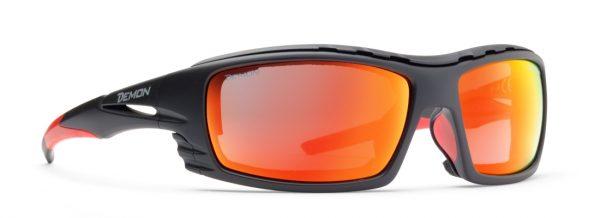 Mountaineering photochromi polarized mirrored lense category 2-4