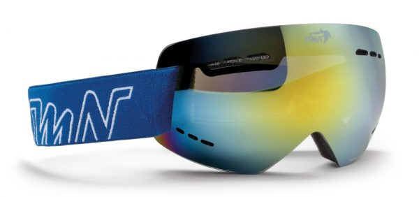 Ski goggle for mountaineering and backcountry ski